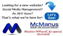 McManus Web Design