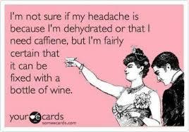 wine headach